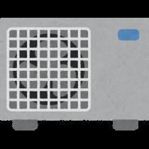 室外機-あと施工アンカー