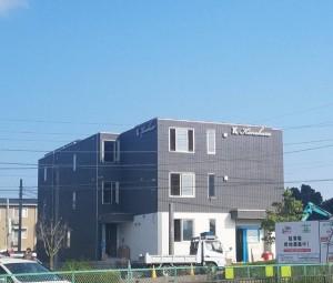 株式会社カネクラ-新社屋