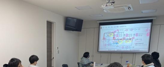 1種電気工事施工管理技士-社内研修-株式会社カネクラ